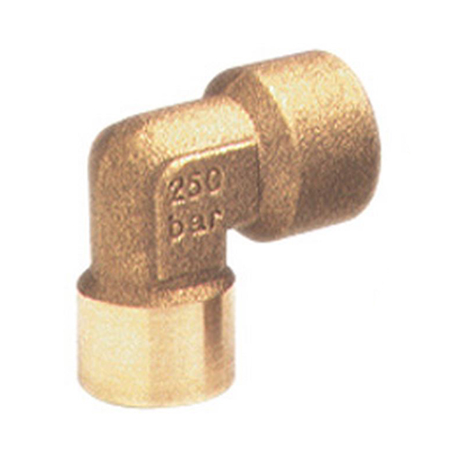 Brass Elbow 3/8F 3/8F