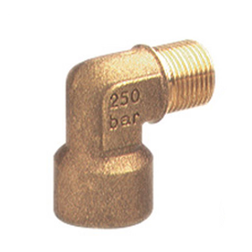 Brass Elbow 3/8M 3/8F
