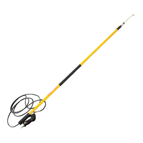 Water Blaster Long Wand  Wand Telescopic 24Ft 3/8 Hose