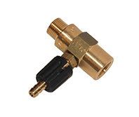 Injector Adjustable G3/8F-M 2.1