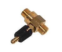 Injector Adjustable G3/8M-M 2.1