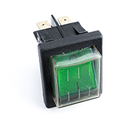 Light Switch Green